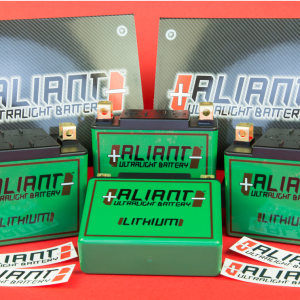 Aliant YLP05 lithium phosphate battery