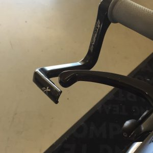 Extreme Components Brake lever protection