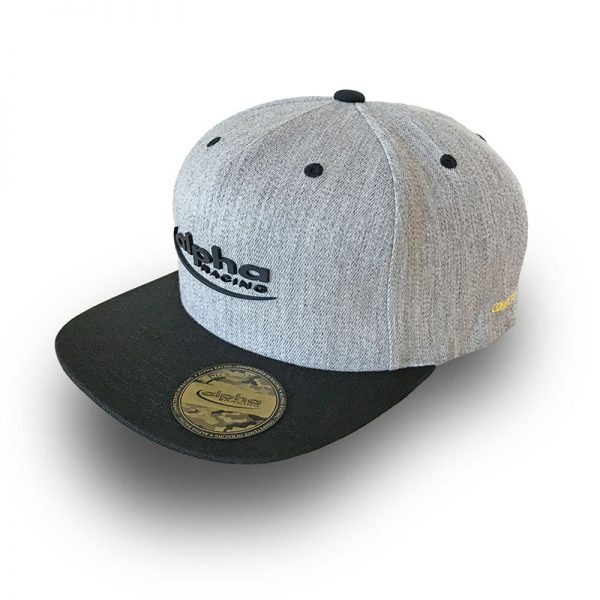 Alpha Racing Snapback cap